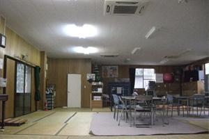 つくしの里の情操訓練室